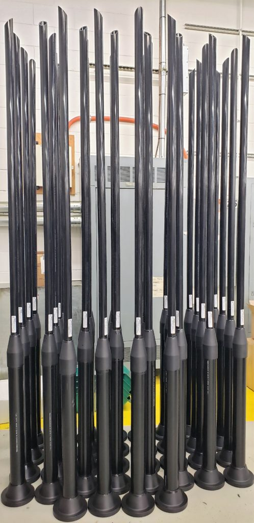 P-72 Brine Feed Dip Tubes – Finished Assembly