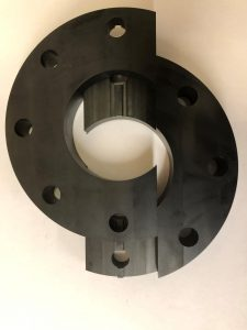 Split Flange - Offset